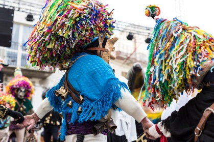 Aliano (MT) during the Carnival / momenti del Carnevale