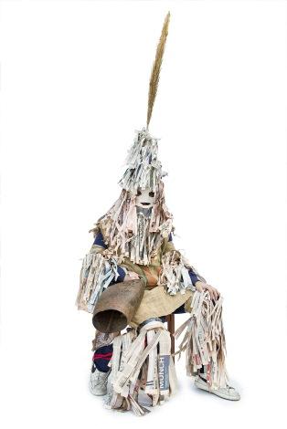 Carnival of Montescaglioso (MT) / Carnevale di Montescaglioso (MT). Mask / Maschera