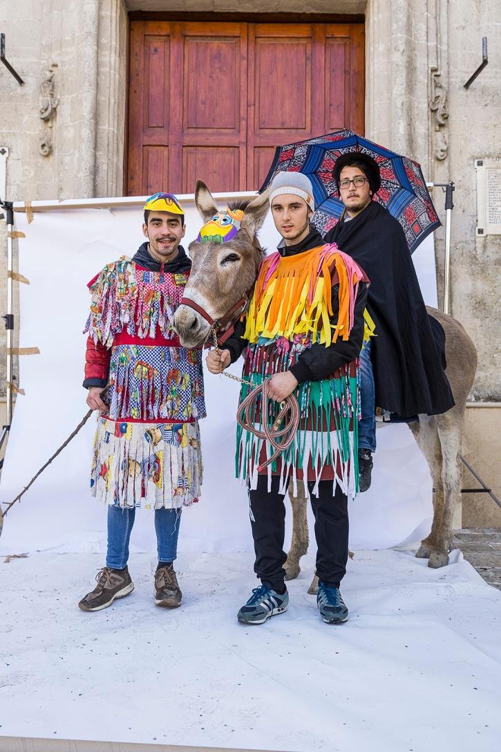 Carnival of Montescaglioso (MT) / Carnevale di Montescaglioso (MT)