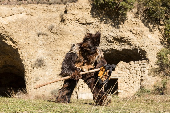 "L'Orso è la Maschera più importante del Carnevale di Teana (PZ) / ""the Bear"" is the most important mask of the Teana Carnival (PZ)"
