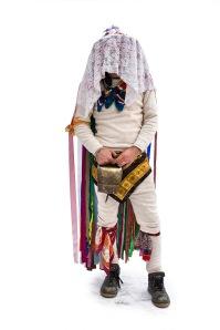 Tricarico (MT) a Mask / una Maschera